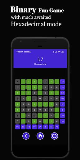 Binary Funu2122: Number System Game 9.0-Free screenshots 4