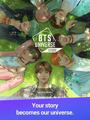 BTS Universe Story 1.2.0 Screenshots 8
