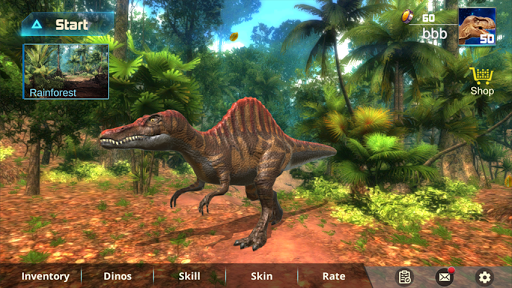 Spinosaurus Simulator 1.0.4 screenshots 1