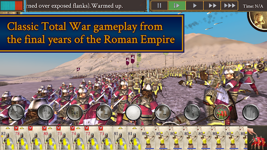 Baixar ROME Total War Barbarian Invasion – {Versão atualizada} 1