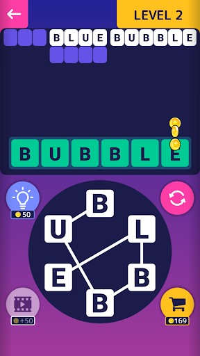 Word Flip - Classic word connect puzzle game  screenshots 3