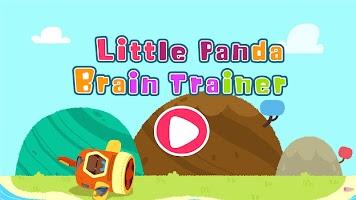 Little Panda Brain Trainer