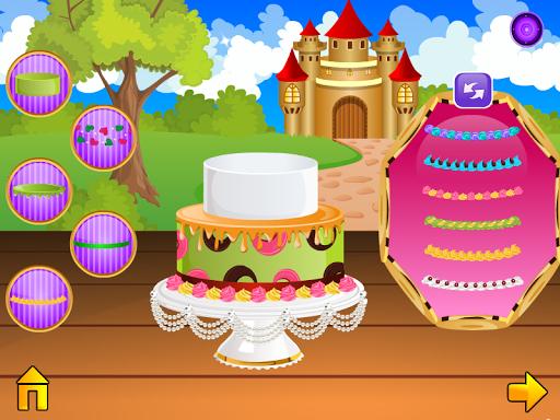 Princess birthday cake For PC Windows (7, 8, 10, 10X) & Mac Computer Image Number- 9