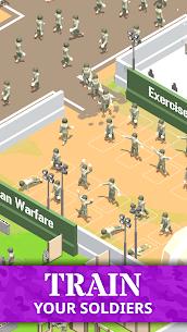 Baixar Idle Army Base MOD APK 1.23 – {Versão atualizada} 2