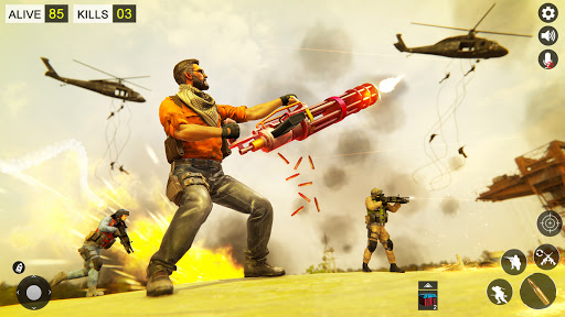 Modern Commando Strike: Counter Terrorist Squad 3D 1.0.29 screenshots 10