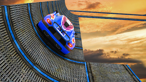 Stunt Car Impossible Track Challenge  screenshots 8