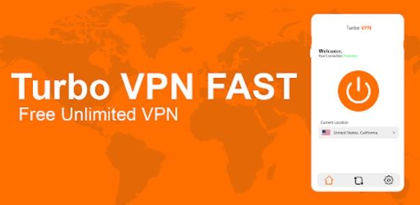 Turbo VPN Pro - Fast & Unlimited Free Proxy Server 5.1
