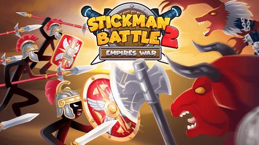 Stickman Battle 2: Empires War  screenshots 1