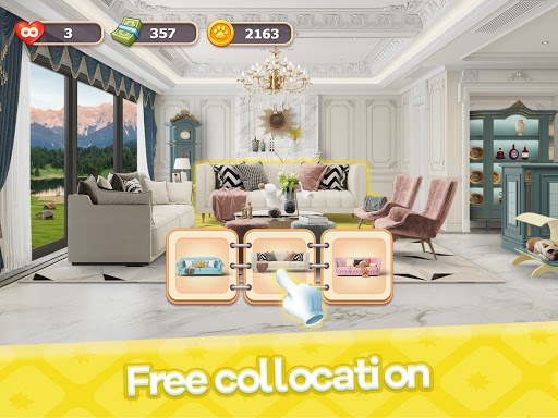 Love Design-Home Makeover 0.1.2.153 screenshots 7