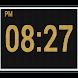 おしゃれ LED 卓上時計 - Androidアプリ
