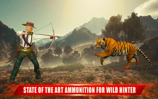 Animal Hunting Sniper Shooter: Jungle Safari filehippodl screenshot 3