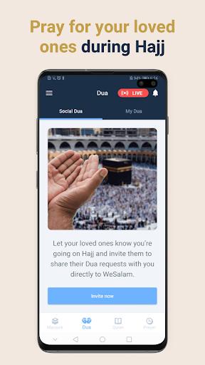 wesalam - hajj & umrah guide screenshot 3