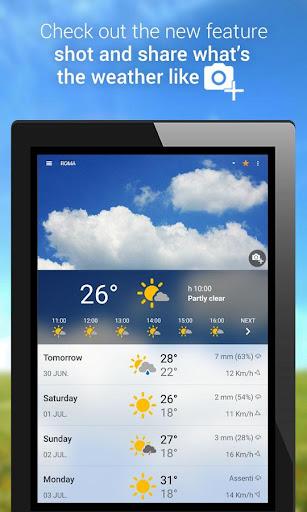 3B Meteo - Weather Forecasts  Screenshots 16