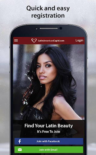 LatinAmericanCupid - Latin Dating App 4.0.4.2830 Screenshots 1