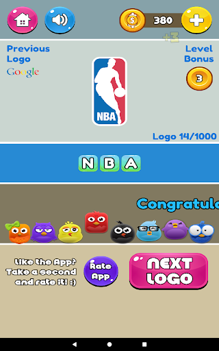 Logo Quiz - Fun Quizzes  screenshots 8