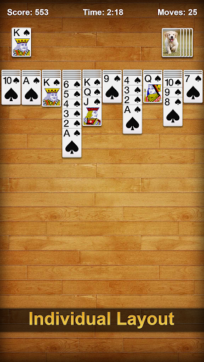 Spider Solitaire android2mod screenshots 3