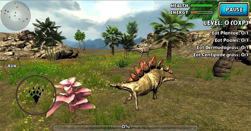 Dinosaur Simulator Jurassic Survival  screenshots 5