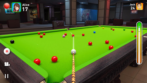Real Snooker 3D 1.16 Screenshots 10