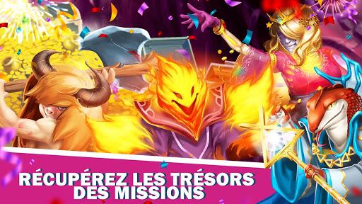 Télécharger Shop Heroes: Magnat des RPG apk mod screenshots 4