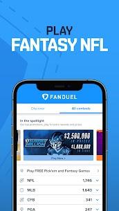 FanDuel Fantasy Sports Apk Download 2