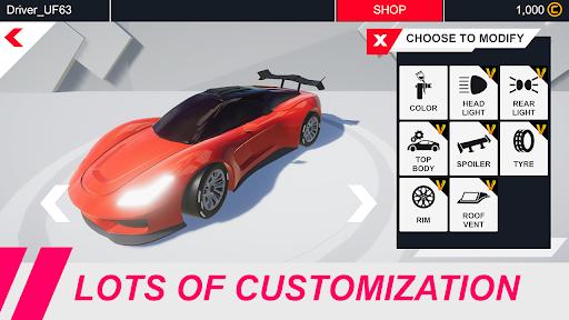 Velocity Legends - Crazy Car Action Racing Game  screenshots 9