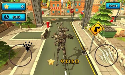 Monster Simulator Trigger City  screenshots 7