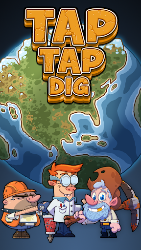 Tap Tap Dig - Idle Clicker Game 2.0.1 screenshots 1