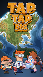 Tap Tap Dig – Idle Clicker Game 2.0.6 Apk + Mod 1