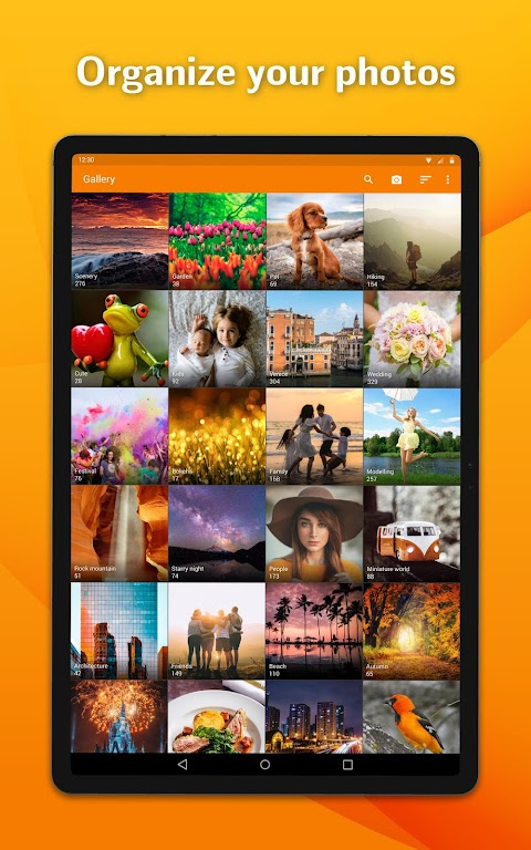 Simple Gallery Pro: Video & Photo Manager & Editor poster 5