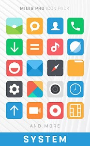 MIUI Icon Pack PRO 4.2 (Patched)