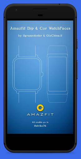 Amazfit Bip / Lite WatchFaces apktram screenshots 2