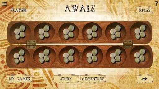 Awale Online - Oware Awari 4.5.6 screenshots 18