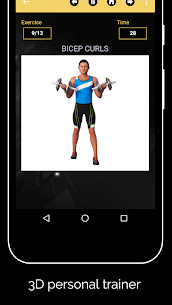 Home Workout PRO: Full Body Workouts at home 5