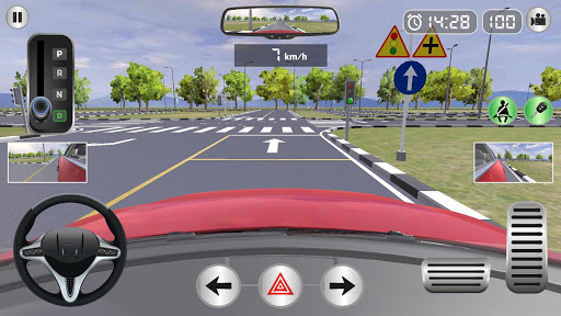Hu1ecdc Sa Hu00ecnh GPLX 3D - u00d4n thi GPLX 1.1.6 screenshots 8