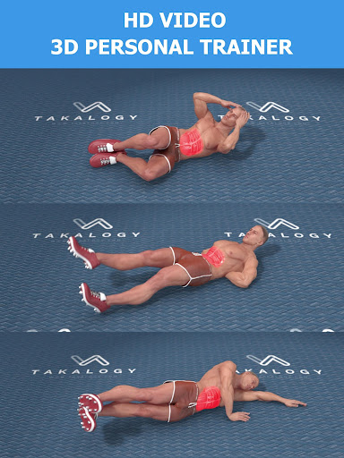 Six Pack in 30 Days - Abs Workout 1.5.0 Screenshots 8