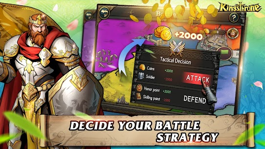 King's Throne Game of Lust Mod Apk Latest Version 2021** 5