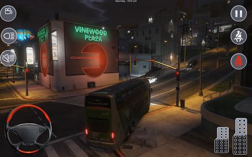 Code Triche City Coach Bus Simulator: Jeux de bus 2021 APK MOD (Astuce) screenshots 1