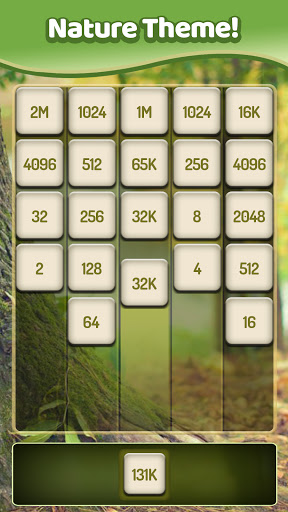Merge Numbers - 2048 Blocks Puzzle Game screenshots 5