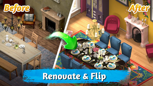 Room Flip™: Design Dream Home 1.2.6 screenshots 1