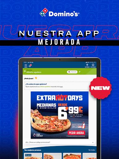 Dominou2019s Pizza Espau00f1a. 4.0.4.5 Screenshots 6
