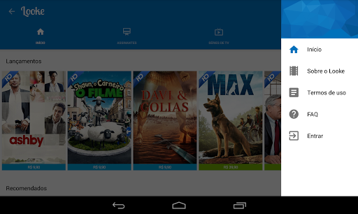 Looke android2mod screenshots 9