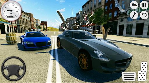 Ultimate City Car Crash 2019: Driving Simulator  screenshots 12