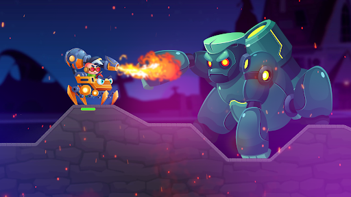 Crash of Robot apkpoly screenshots 12