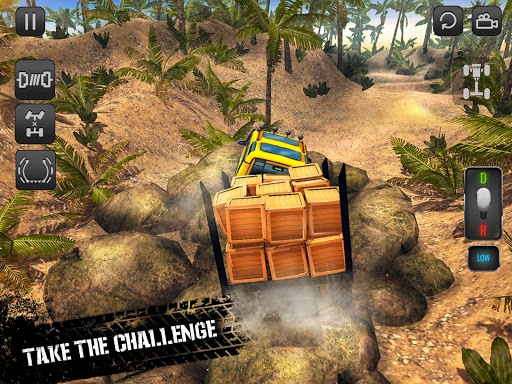 Offroad Driving Simulator 4x4: Trucks & SUV Trophy  Screenshots 10