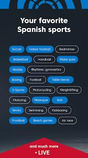 LaLiga Sports TV - Live Sports Streaming & Videos screenshots 3