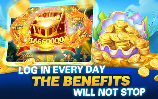 777 Fishing Casino:Cash Slots -Video Poker,Buffalo 1.2.8 screenshots 13
