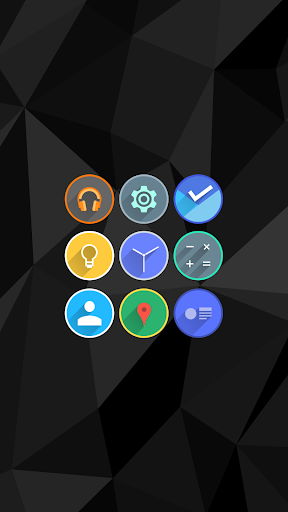 Velur - Icon Pack  screenshots 3