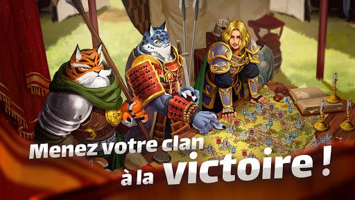 Code Triche Million Lords: Stratégie & Conquête mod apk screenshots 1