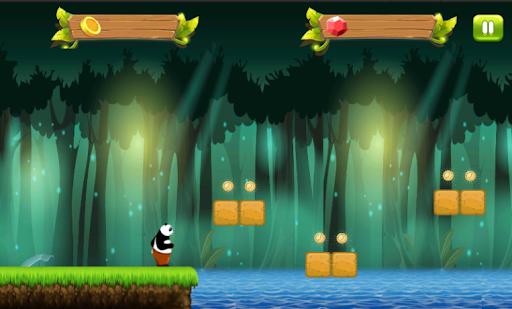 Forest Panda Run 1.2.6.7 screenshots 3