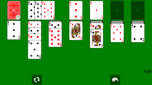 Solitaire - classic card game Apk 1.3 screenshots 2